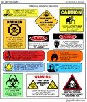 Warningblogers