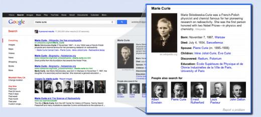 Google busca revolucionar los buscadores.. (2/3)